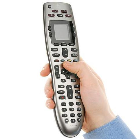 LOGITECH Harmony 650 Remote [60014]