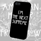 Чехол для iPhone 7+/7/6s+/6s/6+/6/5/5s/5с/4/4s  I'M THE NEXT SUPREME