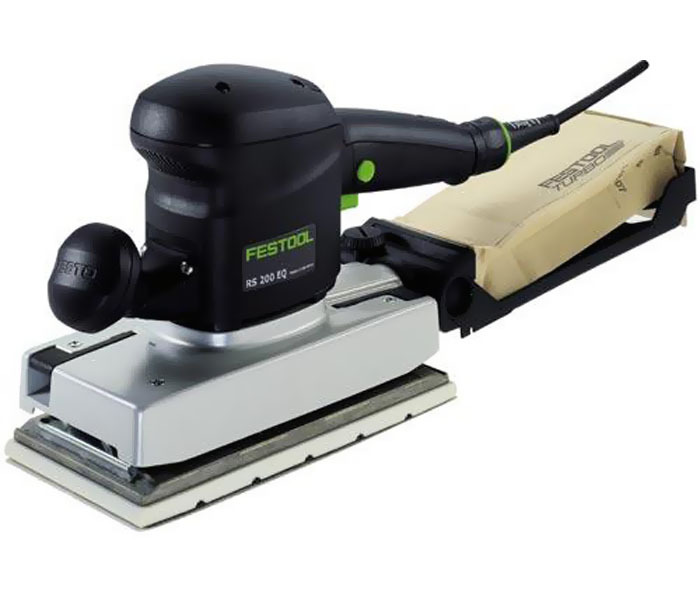 Шлифмашина Rutscher RS 200 EQ-Plus Festool 567841