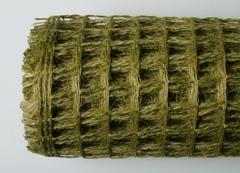 Сетка крупная темно-зеленая 5м*50см
