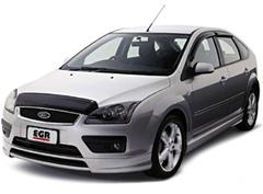 Защита передних фар карбон Ford Focus 2005- (EGR4930CF)