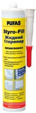 ПУФАС N3401-R Жидкий стиропор-шпаклевка 310мл Styro-Fill (мороз)