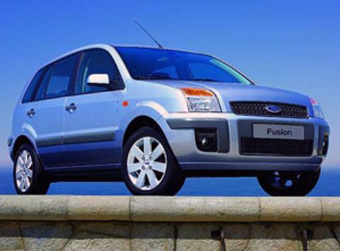 Защита передних фар прозрачная Ford Fusion 2004- (EGR4929)