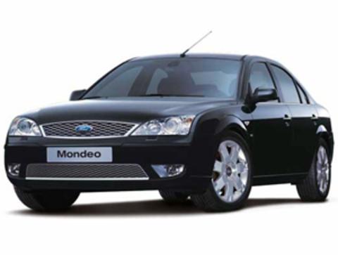 Защита передних фар прозрачная Ford Mondeo 2000- (EGR4926)