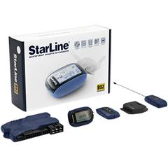 Автомобильная сигнализация StarLine B92 Dialog