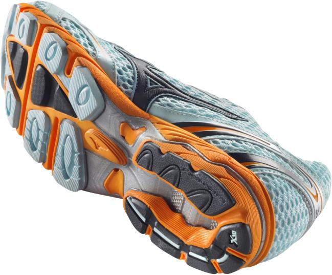 Кроссовки для бега Mizuno Wave Aero 9 женские