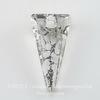 6480 Подвеска Сваровски Spike Crystal Silver Patina (18 мм) ()