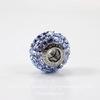 Бусина Сваровски BeCharmed Pave Light Sapphire 15х9 мм