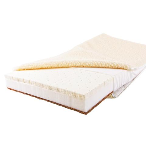Детский матрас класса Люкс BabySleep Bio Latex Cotton