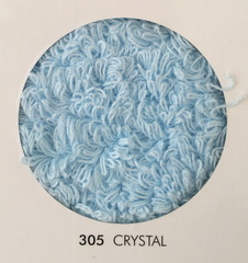 Элитный коврик для унитаза Must 305 Crystal от Abyss & Habidecor