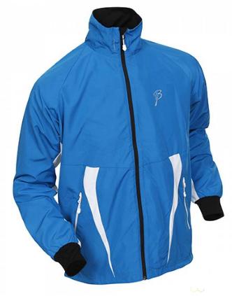Мужская утеплённая ветровка Bjorn Daehlie Jacket Charger Blue (81472 23901)