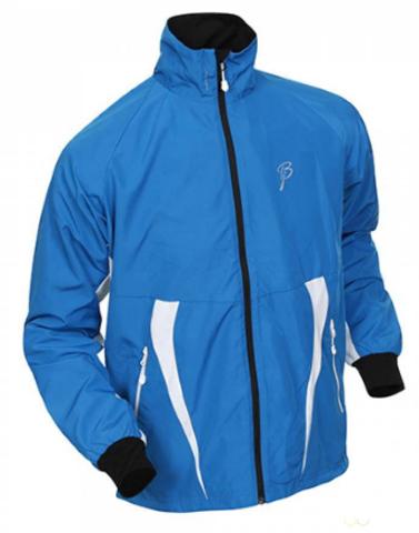 Ветровка утеплённая Bjorn Daehlie Jacket Charger Blue мужская