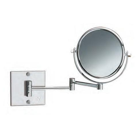 Элитное зеркало косметическое 99337B 2X Kenia от Windisch