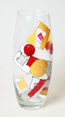 Декоративная ваза HBM-518-9 H=230