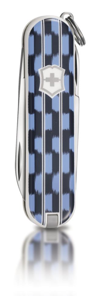"Нож-брелок Victorinox Classic LE 2010, 58 мм, 7 функ, ""Intertrack""  (0.6223.L1010)"
