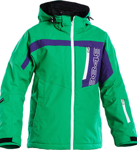Куртка горнолыжная 8848 Altitude Coy Green детская