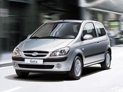 Защита передних фар карбон Hyundai Getz 2005- (EGR-3528CF)