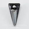 6480 Подвеска Сваровски Spike Crystal Silver Night (18 мм) ()