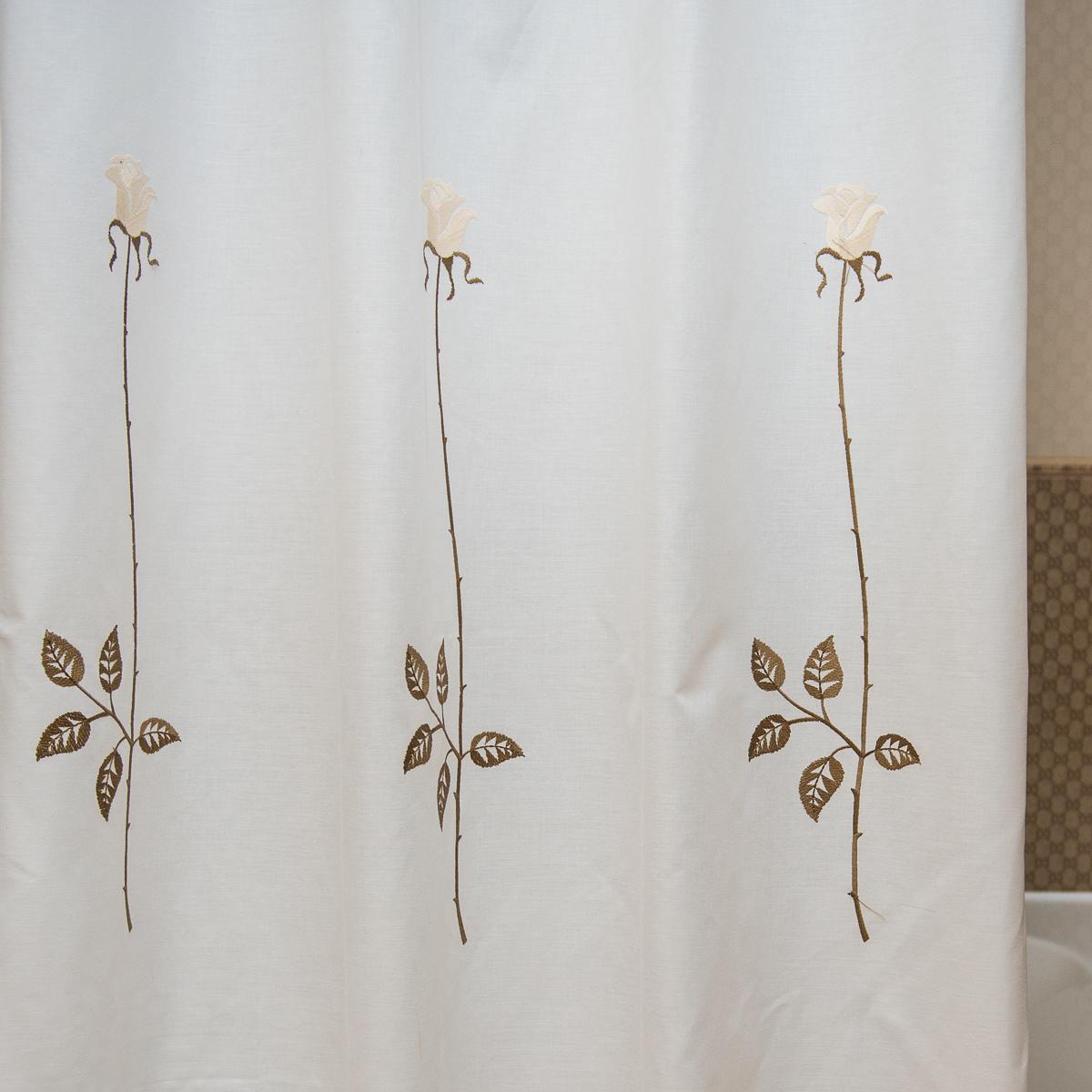 Шторки для ванной Шторка для ванной 180x200 Arti-Deco Rosas C. Beige elitnaya-shtorka-dlya-vannoy-rosas-c-beige-ot-arti-deco-ispaniya.jpg