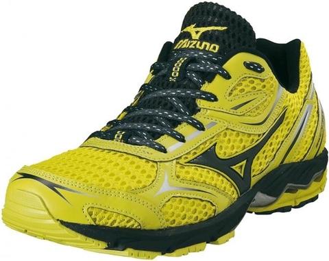 Кроссовки для бега Mizuno Wave Aero 9 женские желтые