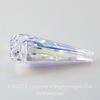 6480 Подвеска Сваровски Spike Crystal AB (18 мм) ()
