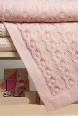 Плед детский 75х100 Luxberry Imperio 77 розовый