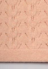 Элитный плед детский Imperio 77 розовый от Luxberry