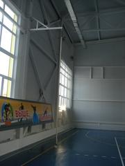 Консоль настенная для канатов и шестов, вынос 2 м. (на 2 каната)