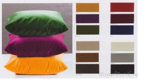 Элитная подушка декоративная Velluta от Caleffi