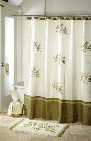 Элитная шторка для ванной Greenwood от Avanti