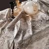 Элитный халат-кимоно сатиновый Grace коричневый от Roberto Cavalli