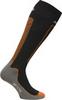 Носки гольфы Craft Warm Alpine черные для горных или беговых лыж