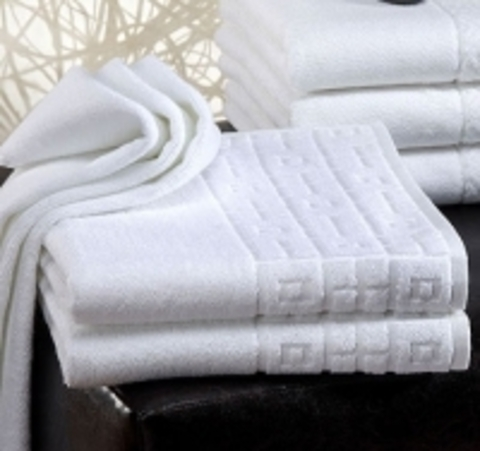 Полотенце 30x30 Vossen Resort белое