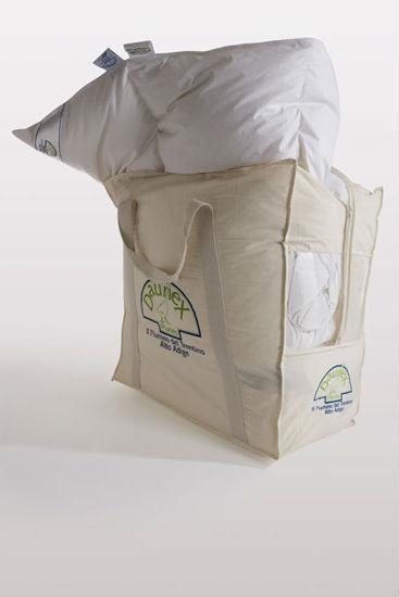 Элитное одеяло пуховое 200х220 Relax Ortisel от Daunex