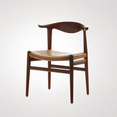 стул  cow horn chair