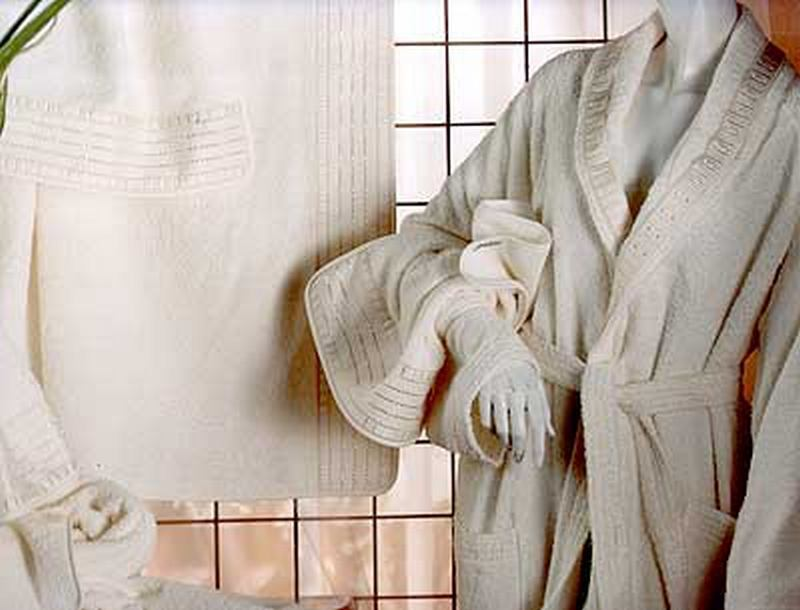 Полотенца Полотенце 100х150 Lady Laura Stella слоновой кости italyanskoe-polotence-stella-ot-lady-laura.jpg