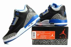 Air Jordan 3 Retro 'Sport Blue'
