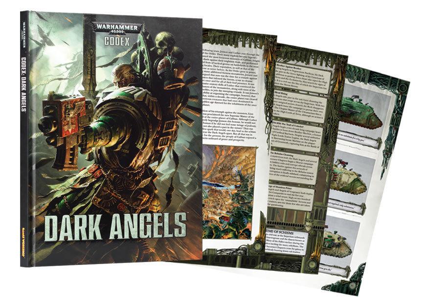 Codex: Dark Angels (старая версия)
