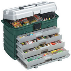 Ящик для снастей PLANO 4-Drawer Tackle Box (758-005)