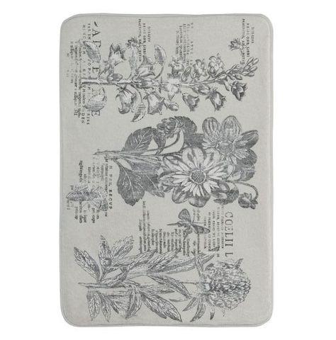 Элитный коврик для ванной Sketchbook от Creative Bath