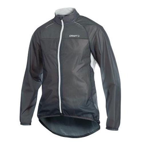 Вело куртка AСTIVE LIGHT RAIN женская grey