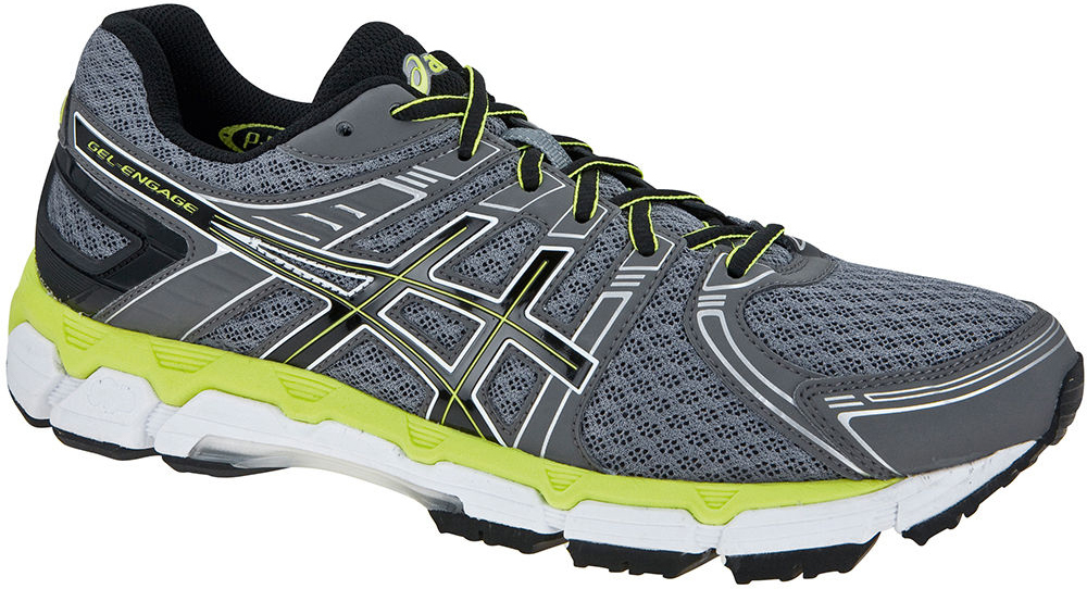Мужские беговые кроссовки Asics Gel-Forte (T310N 9891) фото