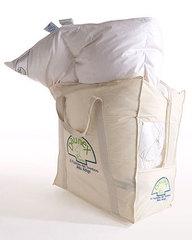 Элитное одеяло пуховое 200х220 Sestriere от Daunex