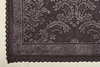 Элитный коврик Vintage 1 шоколад от Luxberry