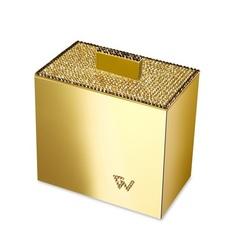 Емкость для косметики большая Windisch 88528O Starlight