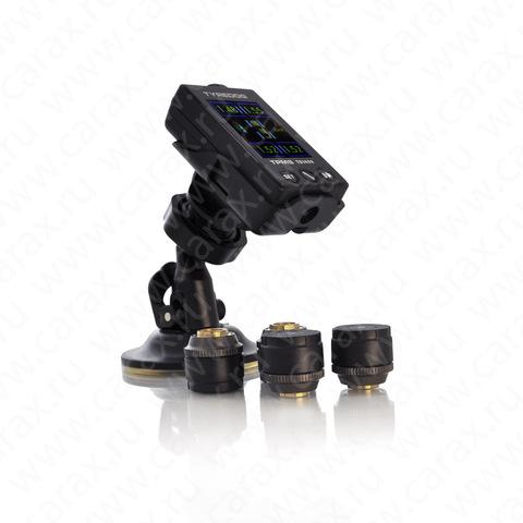 Датчики давления в шинах (TPMS) Carax CRX-1042/L с 4-я датчиками