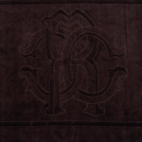 Элитный халат-кимано велюровый Damasco 833 caffe от Roberto Cavalli