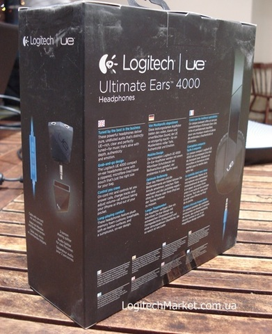 LOGITECH UE 4000 Black [94137]