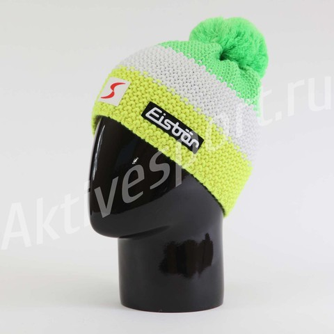 шапка Eisbar Star Neon Pompon SP 900