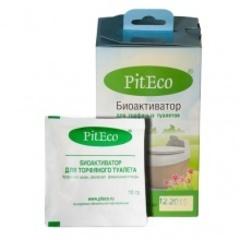Биоактиватор для торфяных туалетов (Piteco)